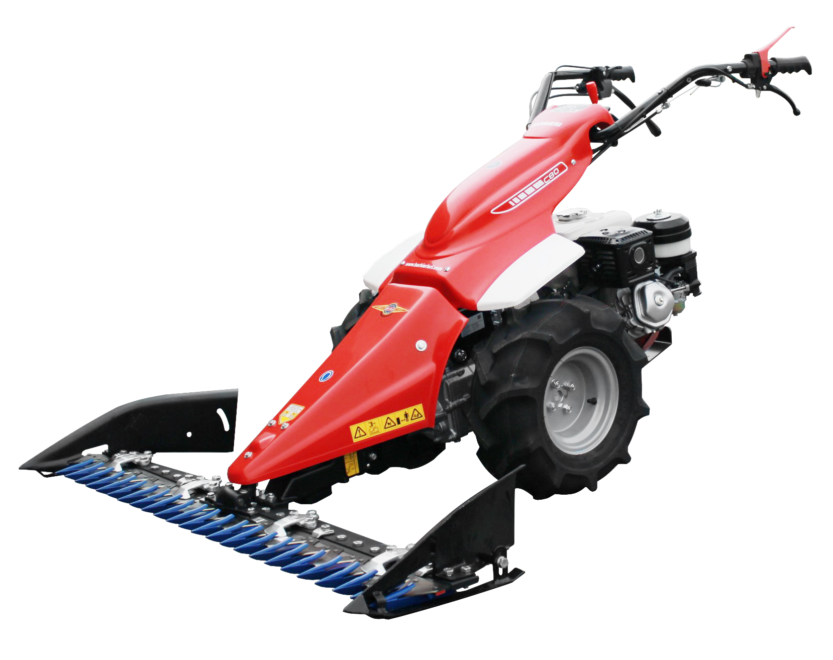 Motor mower C80 ALPINA - Barbieri